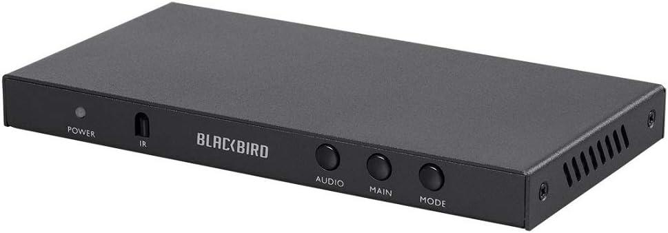 Monoprice Blackbird 4x1 HDMI Quad Multiviewer Switch