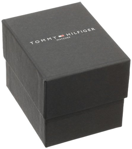 Tommy Hilfiger Women's 1781418 Crystal-Accented Stainless Steel Watch
