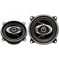 Pair Pioneer Ts-a1072r4 150w 3-way Car Audio Speakers 3 Way Tsa1072r