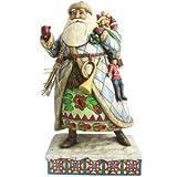 Enesco Jim Shore Heartwood Creek Bringing Christmas Joy #4005447