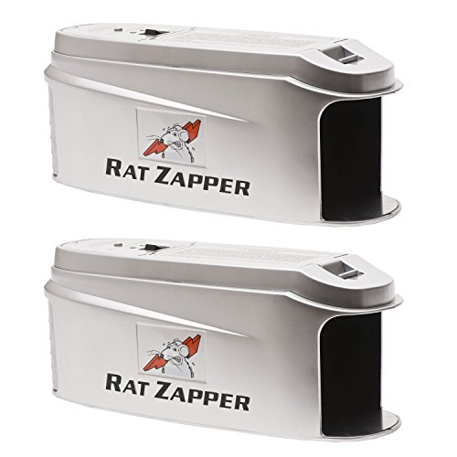 Advised for severe infestations – Rat Zapper 2