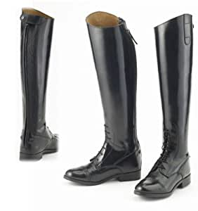 Ovation Ladies Finalist PRO FIT Field Boot - Black 8-Regular