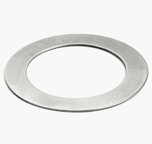1 Thrust Washer (INA AS80105 Thrust Roller Bearing Washer, Metric, 80mm ID, 105mm OD, 1mm Width)
