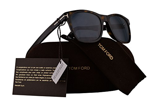 Tom Ford FT0595 Eric-02 Sunglasses Dark Havana w/Polarized Grey Lens 52D TF595 - Tom Ford Sale