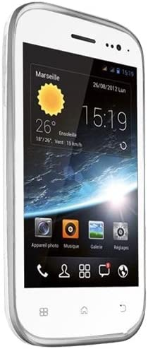 Wiko Cink Slim - Smartphone libre Android (pantalla 4