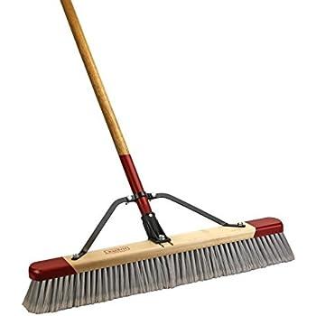 Amazon Com Harper Brush 2224a 24 Quot Fine Debris Push Broom