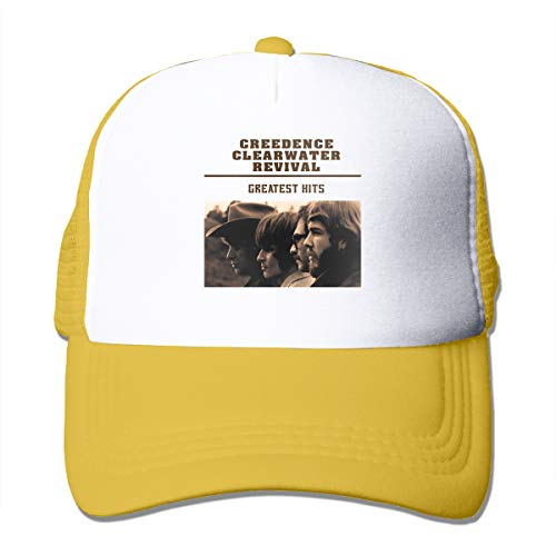 Classic Baseball Cap Creedence Clearwater Revival Unisex Caps One Size Fit All -