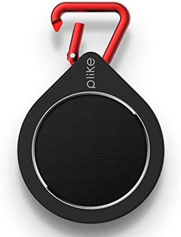 屋外のポータブルワイヤレスブルートゥーススピーカーミニポータブルカードコンピュータ携帯電話小さなサウンドサブウーファーIPX6防水ポータブルフックで