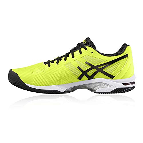 0790 Amarillo Clay 3 Speed Gel Negro Solution Asics E601n TwqZP4x8T6