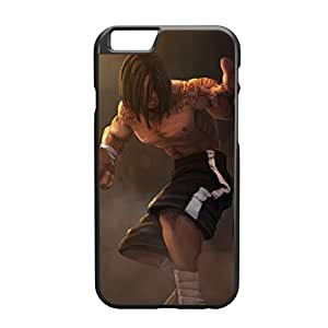 LeeSin-003 League of Legends LoL case cover for Apple iPhone 6 Plus - Plastic Black