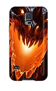 Cassandra Craine's Shop Discount 5671673K39985867 Premium Wow Heavy-duty Protection Case For Galaxy S5