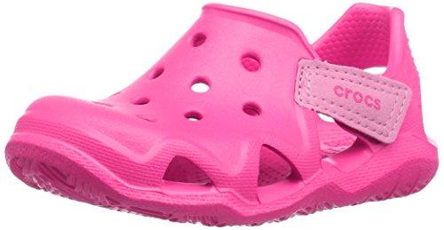 93740dc5b2e97d Galleon - Crocs Kids  Swiftwater Wave Water Sandal