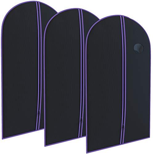 garment bag purple dance - 6