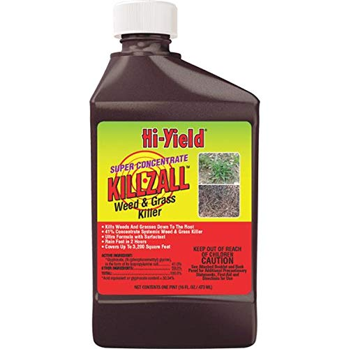 Voluntary Purchasing Group Fertilome 33691Killzall Weed and Grass Killer, 16-Ounce Super Concentrate