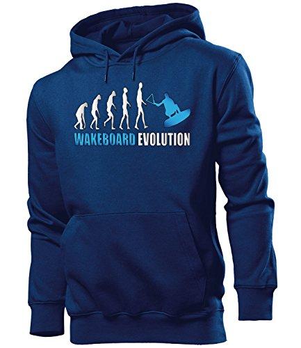 WAKEBOARD EVOLUTION 622(HKP-N-Weiss-Blau) Gr. L