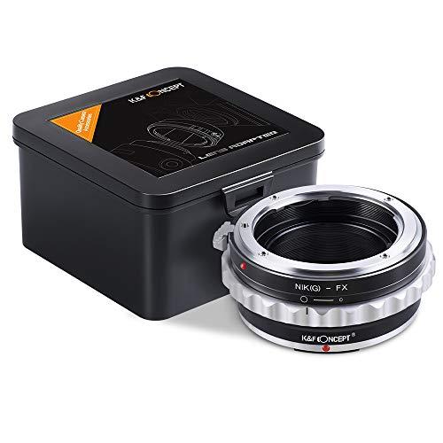 KF Concept Camera Lens