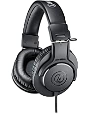 Audio-Technica AUD ATHM20X Professional Monitor Headphones