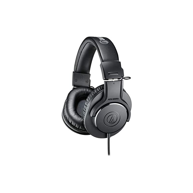 Audio-Technica ATH-M20x Professional Stu