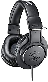 Audio-Technica ATH-M20x Professional Headphones (B00HVLUR18) | Amazon Products