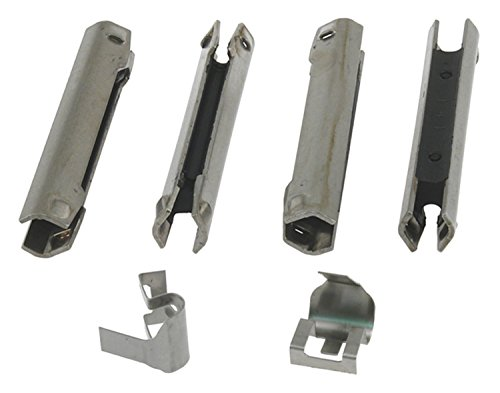 ACDelco 18K250X Professional Front Disc Brake Caliper Hardware Kit with Clips and Pins ()
