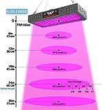 FSGTEK 600 Watt Full Spectrum LED Grow
