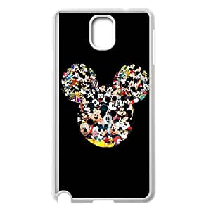 Samsung Galaxy Note 3 Cell Phone Case White Mickey Mouse 012 SYj_856469