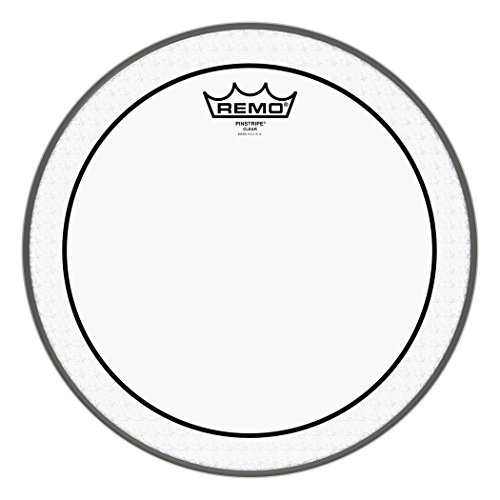 Remo Pinstripe Clear Drum Head - 12 Inch