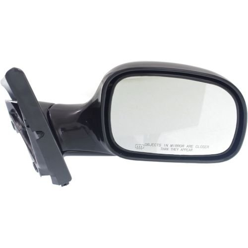 (Make Auto Parts Manufacturing - CARAVAN 96-00 MIRROR RH, Power, Heated, Manual Folding, PTM, w/o Memory, w/o Auto Dimming - CH1321141)
