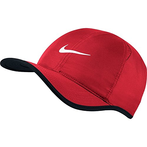 Nike Unisex Featherlight Hat (Red - 657)