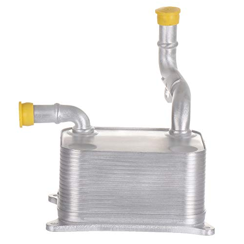 ECCPP Engine Oil Cooler Fit for 2006-2011 Audi A6 Quattro, 2007-2013 Audi A8 Quattro, 2007-2010 Audi Q7, 2007-2008 Audi RS4, 2007-2009 Volkswagen Touareg 079117015A Oil Cooler