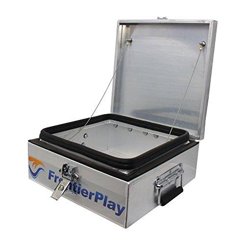 FrontierPlay Personal Aluminum Camera Adventure Rafting Dry Box