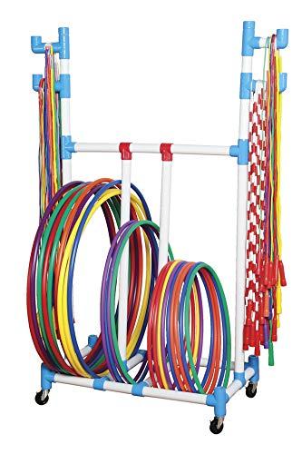 Sportime Hoop-N-Rope Cart – 1449434
