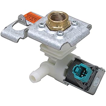 Whirlpool w10158389 water valve for dishwasher home improvement - Kitchenaid dishwasher fill valve ...