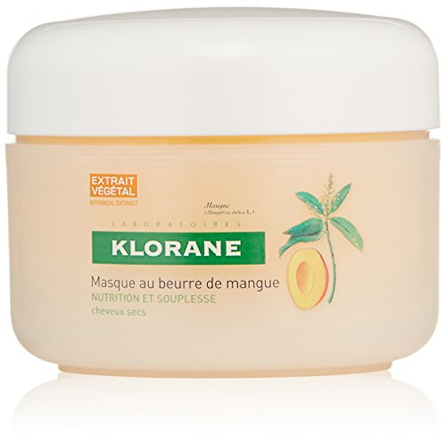 Klorane Mask with Mango Butter - Dry Hair, 5.07 fl. oz. by Klorane