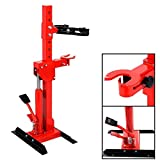2200 LBS 1 Ton Auto Strut Coil Spring Compressor Air Hydraulic Tool Cars Truck - By Choice Products