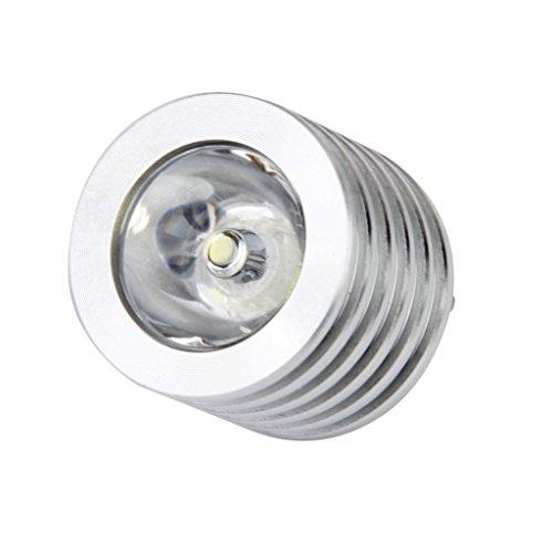 [해외]Yueton 알루미늄 코팅 된 USB LED 조명 램프 소켓 스포트 라이트 손전등 화이트 라이트베이스와 벤드 USB 연장 코드 케이블 PC 컴퓨터, 노트북,/Yueton Aluminum Coated USB LED Li