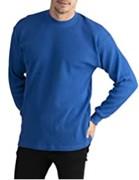 Pro Club Men's Heavyweight Cotton Long Sleeve Thermal Top