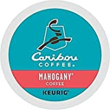 Caribou Coffee Mahogany Keurig K-Cups (Pack of 48)