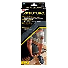 Futuro FUT46164 - Rodillera, talla M, color crema