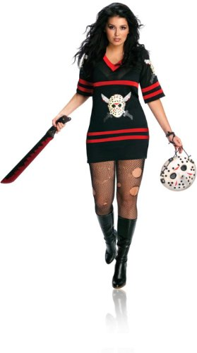 Amazon.com: Friday The 13th Secret Wishes Full Figure Miss ...