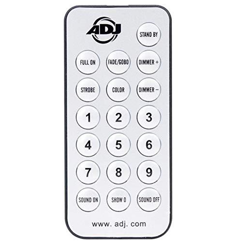 American DJ Wireless Remote Control for Inno Pocket Spot/Roll/Scan Lights UC-IR