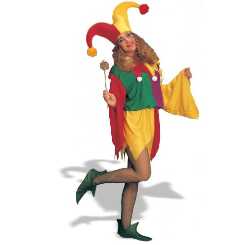 JESTER KINGS 1 SZ - Jester Costume For Woman