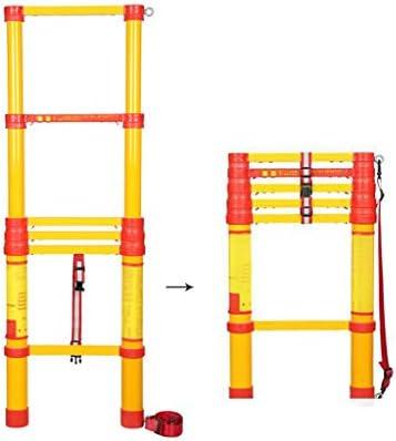 Escaleras de tijera Escalera De Extensión Escalera De Balsas De Pesca Espiga De Electricista Electricidad Aislamiento Especial Escalera Simple Aislamiento Escalera De Elevación (Color : B): Amazon.es: Bricolaje y herramientas