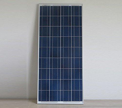GOWE 100W 18 V Polyocrystalline Silikon Solarmodul TÜV CE IEC, 100 Watt, Poly-Solar-Modul 12 V, Gleichstrom photovoltaics kits