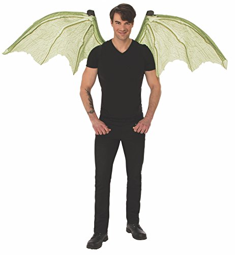 Rubie's Unisex Mechanical Wings Costume Accessory, Dragon, One Size