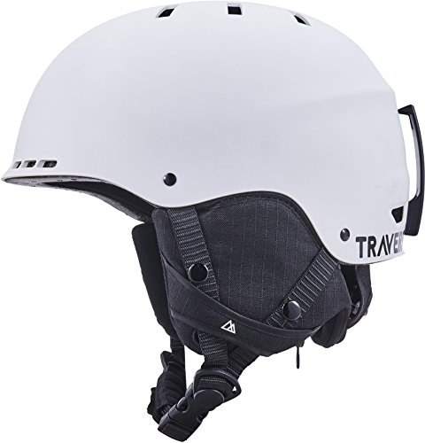 Traverse-Vigilis-2-in-1-Convertible-Ski-SnowboardBike-Skate-Helmet-with-Mini-Visor