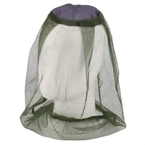 ULAKY Anti-mosquito Mask Hat Lightweight Mosquito Mossi And Midge Mesh Headnet Head Net Mosquito Head Net
