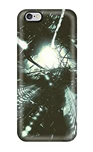 Durable Defender Case For Iphone 6 Plus Tpu Cover(artistic Abstract)
