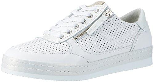 Bullboxer Sneakers - Zapatilla Baja Mujer Blanco (Blanco)