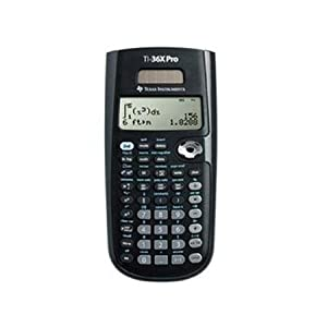 High-Quality MultiView Display and MathPrint Capability Pro Scientific Calculator, Black